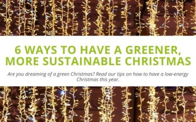 6 Ways to Have a Greener, More Sustainable Christmas