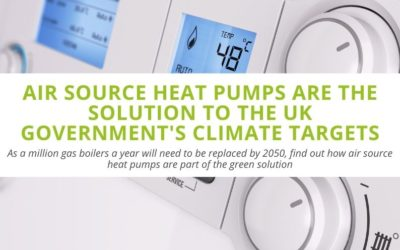 Air Source Heat Pumps Are the Solution to the UK Government's Climate Targets