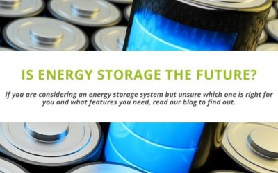 Is Energy Storage the Future?