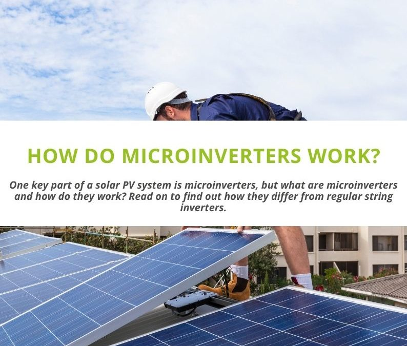 How Do Microinverters Work?