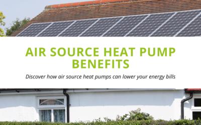 Air Source Heat Pump Benefits