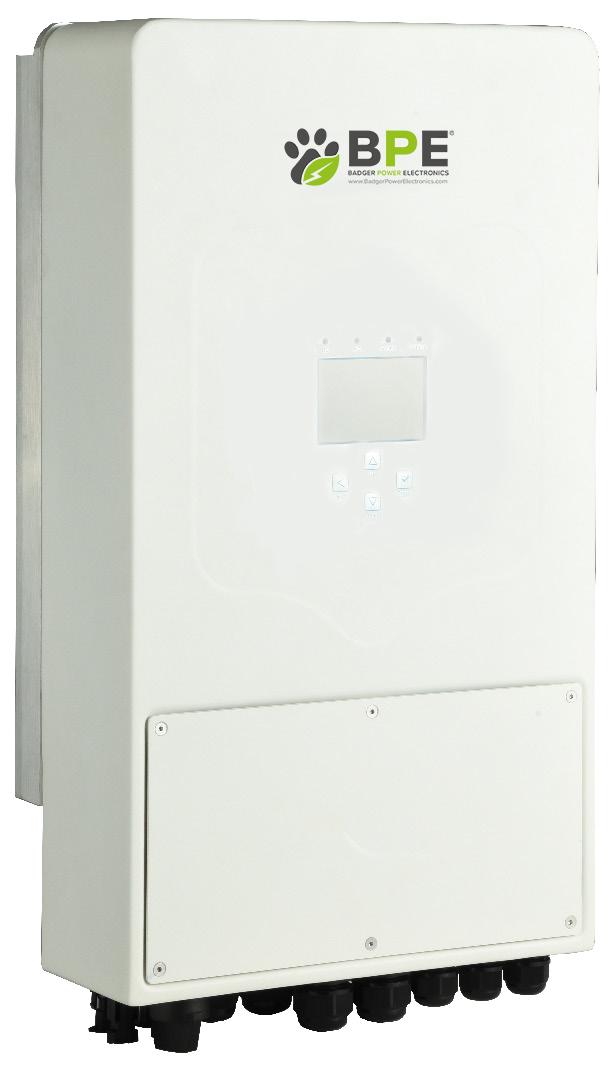 BPE Hybrid Inverter 3.6kW & 5kW