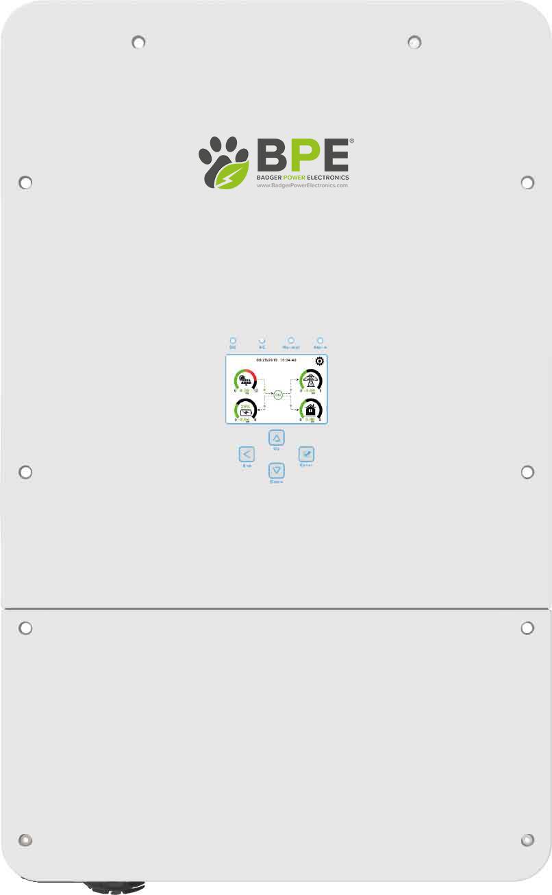 BPE 8kW Hybrid Inverter