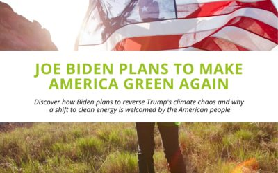 Joe Biden Plans to Make America Great Again