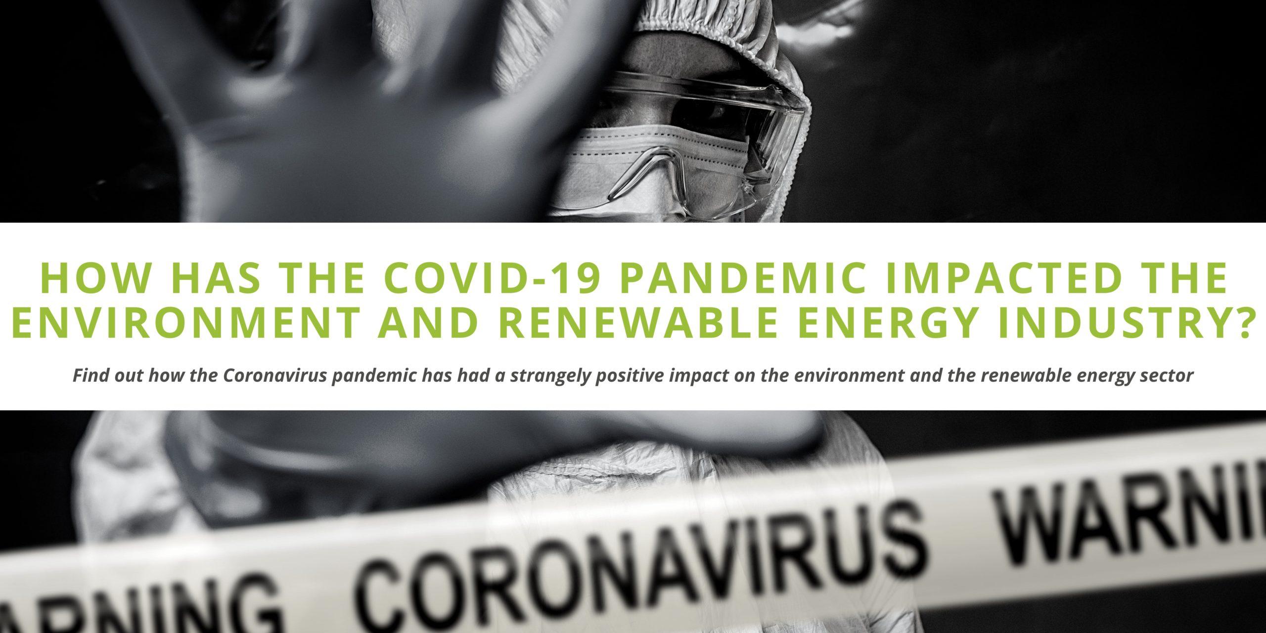 Covid-19 Blog banner