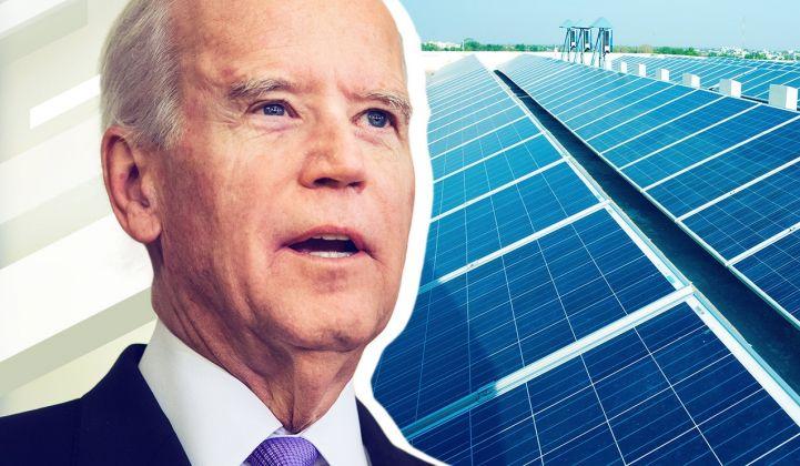 Joe Biden and Solar Panels