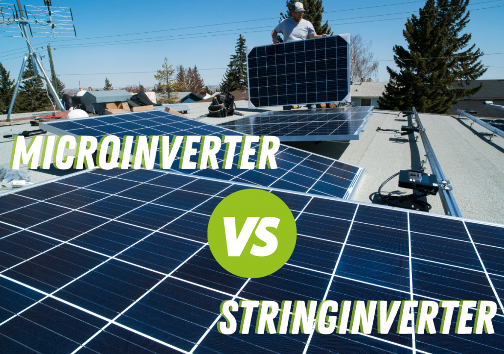 Microinverter VS String Inverter