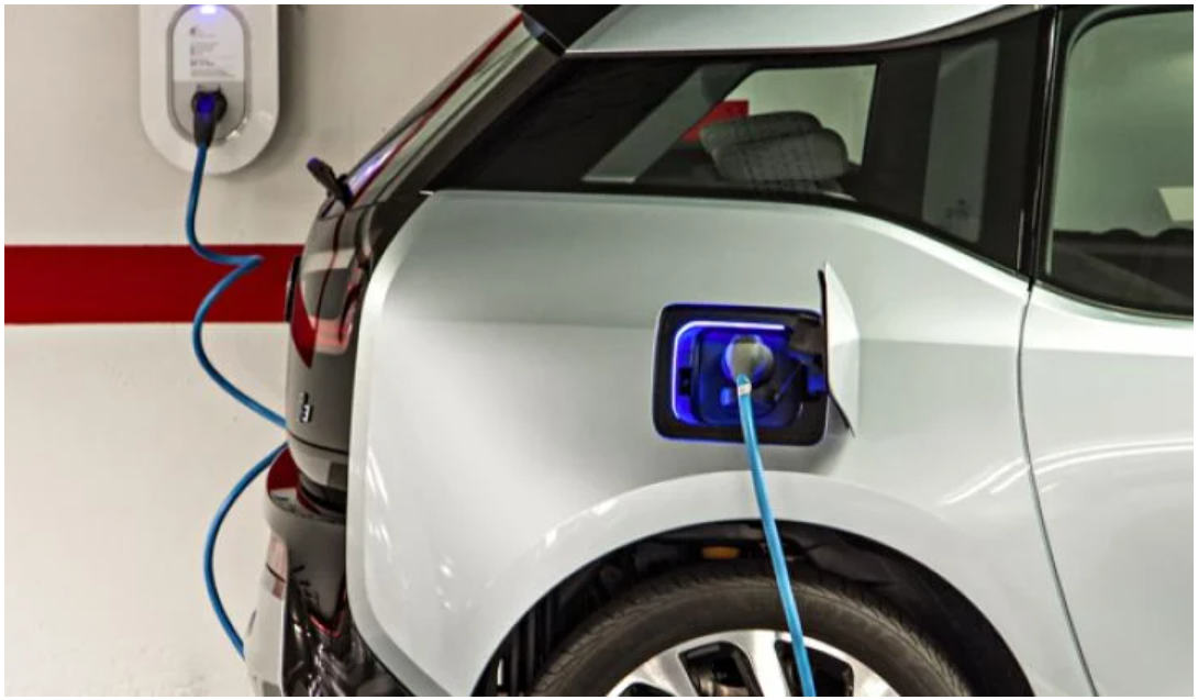 Electric Charging Vehicle